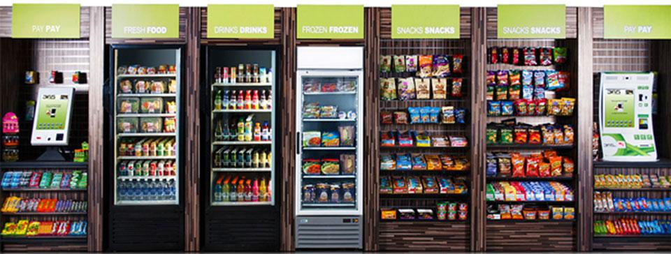 vending machine repair dallas